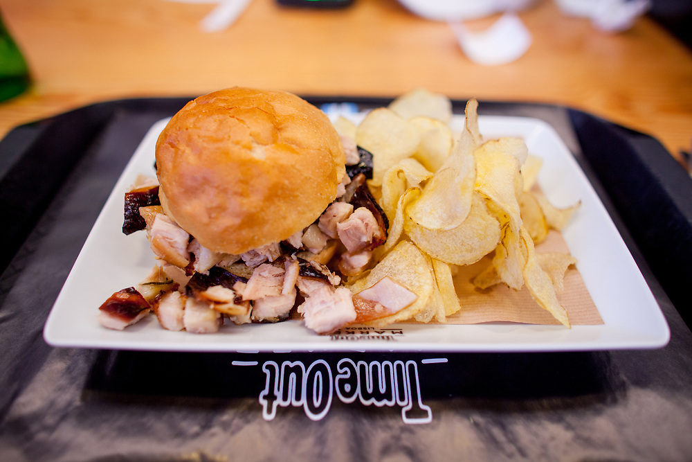 Suckling Pig Sandwich at Henrique Sá Pessoa @ Timeout Market Lisbon ($11.19) - OFF: Lisbon (10EUR)