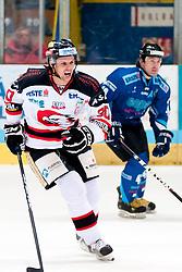 02.11.2012, Hostan Arena, Znojmo, CZE, EBEL, HC Orli Znojmo vs SAPA Fehervar, 18. Runde, im Bild Jiri Beroun (Znojmo #30) // during the Erste Bank Icehockey League 18nd round match betweeen HC Orli Znojmo and SAPA Fehervar at the Hostan Arena, Znojmo, Czech Republic on 2012/11/02. EXPA Pictures © 2012, PhotoCredit: EXPA/ Rostislav Pfeffer
