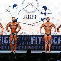 DM i Fitness og Bodybuilding 2018 - Ringsted