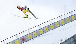 01.01.2016, Olympiaschanze, Garmisch Partenkirchen, GER, FIS Weltcup Ski Sprung, Vierschanzentournee, Bewerb, im Bild Noriaki Kasai (JPN) // Noriaki Kasai of Japan during his Competition Jump of Four Hills Tournament of FIS Ski Jumping World Cup at the Olympiaschanze, Garmisch Partenkirchen, Germany on 2016/01/01. EXPA Pictures © 2016, PhotoCredit: EXPA/ Jakob Gruber