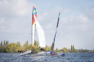 Sailing Team NL training