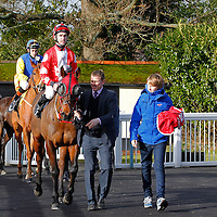 Putin and Paddy Aspell winning the 12.50 race