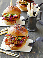 Fried Green Tomato Sliders