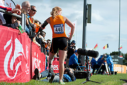 van GANSEWINKEL Marlene, 2014 IPC European Athletics Championships, Swansea, Wales, United Kingdom