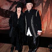 NLD/Amstrdam/20130122 - Elle Style Award  2013, Jan Jansen en partner Tonny Polman