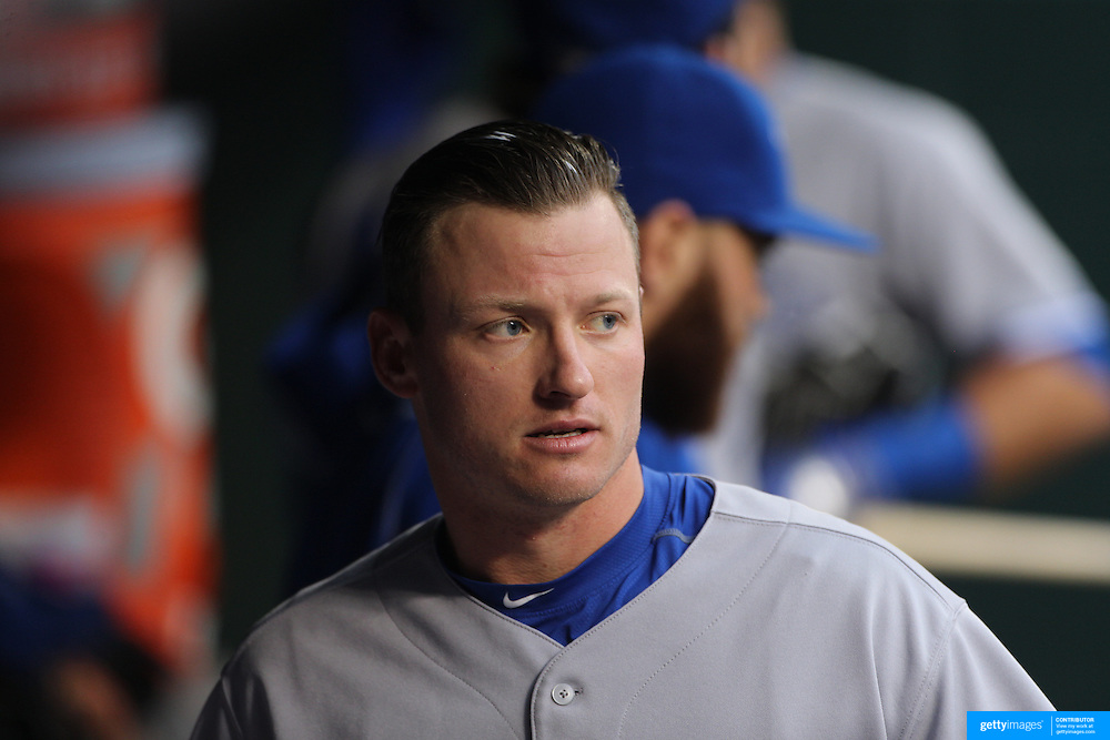 Josh Donaldson, Toronto Blue Jays, during the New York Mets Vs Toronto Blue Jays MLB regular season baseball game at Citi Field, Queens, New York. USA. 15th June 2015. Photo Tim Clayton