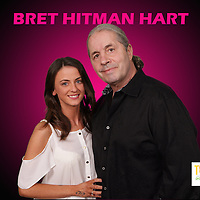 VIST TIPTOPPICS.COM FOR A LARGER PRINT, BRET HART, TRIPLE M PROMOTIONS