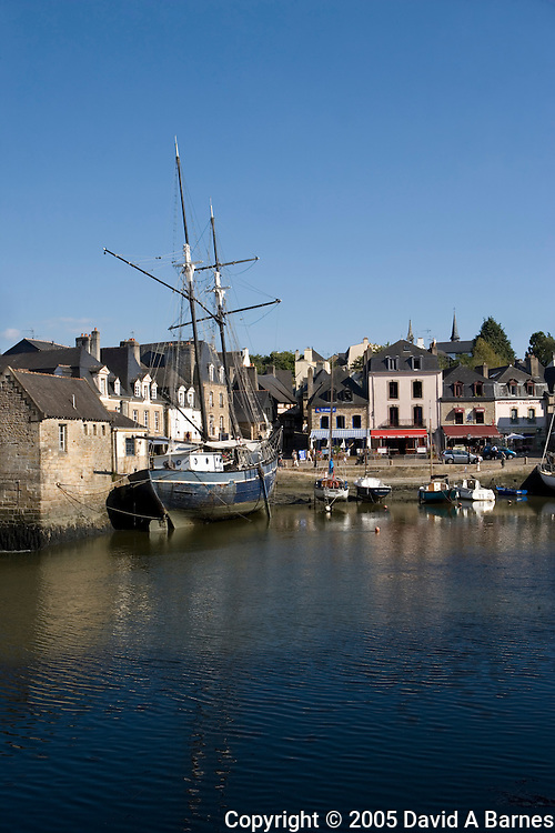 Auray, Morbihan, Brittany, France