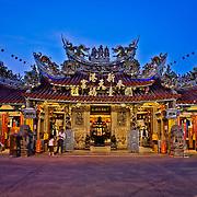 Xingang's Fengtian Temple (???), Kaitai Mazu (Taiwan's first Mazu temple), Chiayi, Taiwan