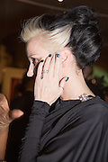 DAPHNE GUINNESS, Isabella Blow: Fashion Galore! private view, Somerset House. London. 19 November 2013