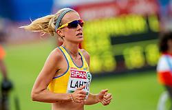 06-07-2016 NED: European Athletics Championships, Amsterdam<br /> Sarah Lahti SWE