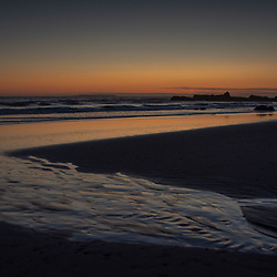 Dusk at Kalaloch Beach 4, Olympic Peninsula, Washington, US