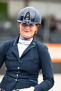 Aimee Weise - Dante van de Wetering<br /> NK Dressuur 2019<br /> © DigiShots
