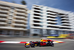 May 25, 2017 - Monaco, Monaco - 03 RICCIARDO Daniel from Australia of Red Bull Tag Heuer RB13 during the Monaco Grand Prix of the FIA Formula 1 championship, at Monaco on 25th of 2017. (Credit Image: © Xavier Bonilla/NurPhoto via ZUMA Press)