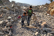 Jerusalem: Home demolished leaving a family of 30 Palestinians homeless, 26 Oct. 2016