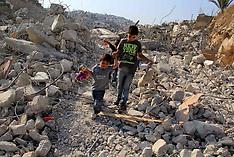 Jerusalem: Home demolished leaving a family of 30 Palestinians homeless, 26 Oct. 2016