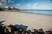 Beach on Sullivan's Island, SC.