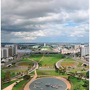 Brasilia Triptych