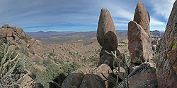 The Flat Iron Summit, what a hike....one of the best work outs in AZ with an awesome reward atop the summit.