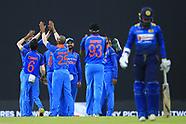 Sri Lanka v India - 2nd ODI - 24 Aug 2107