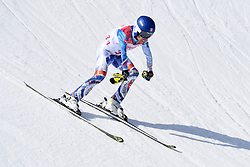 FRANCE Martin LW9-1 SVK competing in the Para Alpine Skiing Downhill at the PyeongChang2018 Winter Paralympic Games, South Korea