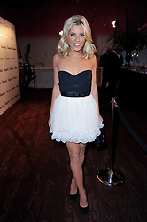 MOLLIE KING at a party to launch Esquire magazine's June issue hosted by new editor Alex Bilmes at Sketch, Conduit Street, London on 5th May 2011.