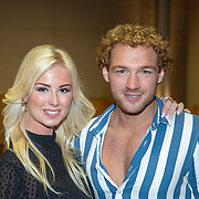 NLD/Aalsmeer/20190902 - fotomoment Dancing with the Stars 2019, Jamie Trenité & Patricia Bach