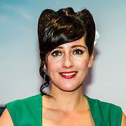 NLD/Rotterdam/20140407 - Premiere Toen was Geluk heel Gewoon, Tina de Bruin