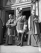 The Patrician Year, marking the fifteenth centenary of the death of Saint Patrick, opened in March in Armagh. 16.03.1961