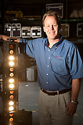 Ray Ziegler and employees of RZI Lighting, Inc.