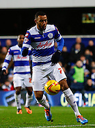 Picture by David Horn/Focus Images Ltd +44 7545 970036<br /> 07/12/2013<br /> Matt Phillips of Queens Park Rangers shoots during the Sky Bet Championship match at the Loftus Road Stadium, London.