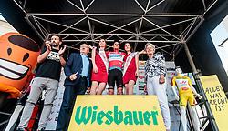 04.07.2017, Pöggstall, AUT, Ö-Tour, Österreich Radrundfahrt 2017, 2. Etappe von Wien nach Pöggstall (199,6km), im Bild Stephan Rabitsch (AUT, Team Felbermayr Simplon Wels) // Stephan Rabitsch (AUT, Team Felbermayr Simplon Wels) during the 2nd stage from Vienna to Pöggstall (199,6km) of 2017 Tour of Austria. Pöggstall, Austria on 2017/07/04. EXPA Pictures © 2017, PhotoCredit: EXPA/ JFK