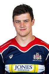 John Hawkins of Bristol Rugby - Rogan Thomson/JMP - 22/08/2016 - RUGBY UNION - Clifton Rugby Club - Bristol, England - Bristol Rugby Media Day 2016/17.