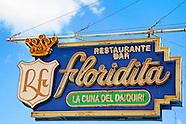 Floridita, Havana Vieja, Cuba.