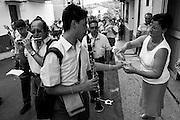 Senise (PZ) 16/08/2007 - Processione di San Rocco