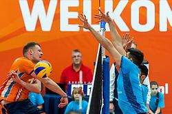 08-09-2018 NED: Netherlands - Argentina, Ede<br /> Second match of Gelderland Cup / Michaël Parkinson #17 of Netherlands