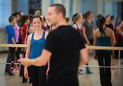 Momix master dance class. (Photo by Gonzaga University)