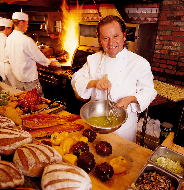 Wolfgang Puck for Ladies Home Journal