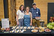 Potato, Solanum tuberosum<br /> Showcase: 'Clancy'<br /> Breeder: Colin Curwen-McAdams, Bejo Seeds Chef: Sarah Schneider, The Nightwood Society