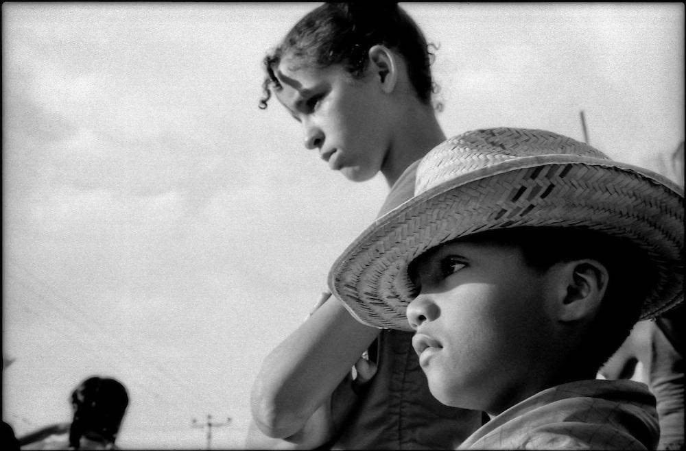 NI—OS DE PORAI - Homenaje a Mariano Diaz.Photography by Aaron Sosa.Baile de la Llora.Estado Aragua - Venezuela 2004.(Copyright © Aaron Sosa)