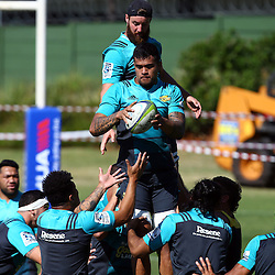 DURBAN, SOUTH AFRICA, 3, May 2016 -Vaea Fifita  during the Hurricanes training session held at Northwood School Durban North , (Photographer Steve Haag) <br /> <br /> Images for social media must have consent from Steve Haag