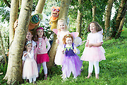 21/08/2016 Repro free:    Megan O Rourke, Ava Mitchell, &nbsp;Molly O&rsquo;Rourke Olwyn Conroy, Lily King , and Ella Colewith Fibin Puppets&nbsp;at the launch of Ireland&rsquo;s Longest Running Arts Festival who announced a stellar line up.<br /> <br /> Hermitage Green, The Kilfenora Ceili Band, Paddy Cole, Phil Coulter and Johnny McEvoy are among the many names who will be taking part in the 39th Clifden Arts Festival, which runs from September 15th - 25th. This festival features over 200 diverse, eclectic events with an exciting programme filled to the brim with literature, theatre, music events, workshops, comedy and visual art spectacles. <br />   Photo:Andrew Downes, XPOSURE