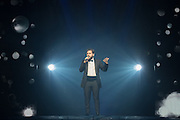 Andrea Faustini during the X Factor Live Tour 2015 at the Brighton Centre, Brighton & Hove, United Kingdom on 16 March 2015. Photo by Phil Duncan.