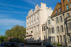 Cheshire House, Eaton Square London.<br /> Credit: ©Paul Davey