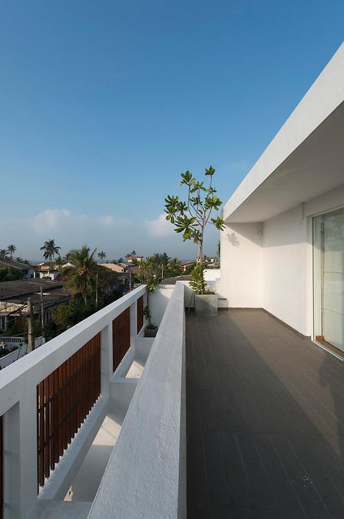 Amal &amp; Himarsha House<br /> Architect: Sudesh Nanayakkara