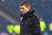 Rangers Boss Steven Gerrard during the Betfred Scottish League Cup Final match between Rangers and Celtic at Hampden Park, Glasgow, United Kingdom on 8 December 2019.