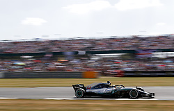 July 8, 2018 - Silverstone, Great Britain - Motorsports: FIA Formula One World Championship 2018, Grand Prix of Great Britain, .#44 Lewis Hamilton (GBR, Mercedes AMG Petronas Motorsport) (Credit Image: © Hoch Zwei via ZUMA Wire)
