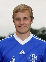 Fotball<br /> Tyskland<br /> 10.07.2013<br /> Foto: Witters/Digitalsport<br /> NORWAY ONLY<br /> <br /> Teemu Pukki<br /> Fussball Bundesliga, FC Schalke 04, Fototermin 2013