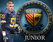 Belen Jesuit Wolverines Junior High Football Vs. Gulliver 2017