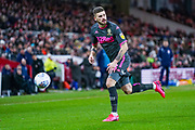 Leeds United midfielder Mateusz Klich (43) in action during the EFL Sky Bet Championship match between Middlesbrough and Leeds United at the Riverside Stadium, Middlesbrough, England on 26 February 2020.